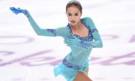 Оросын уран гулгагч А.ЗАГИТОВА 158,08 оноогоор чөлөөт үзүүлбэрийн төрөлд Олимпийн шинэ рекорд тогтоожээ.
