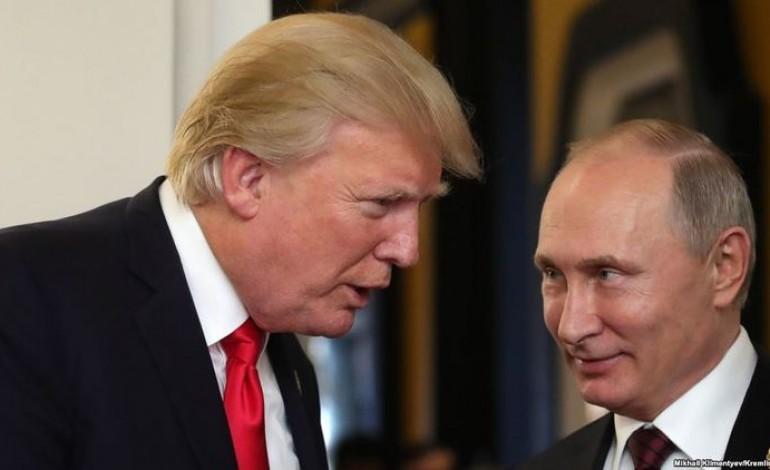 Трамп, Путинтэй хуйвалдаж Ерөнхийлөгч болсон гэх нотолгоо олдоогүй