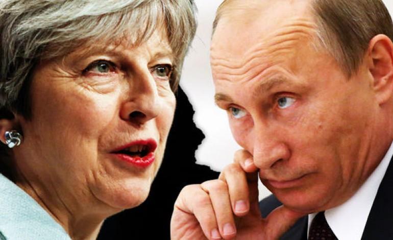 В.Путин: Бид тагнуулч эрийг хордуулаагүй