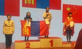 Даамчид тивийн АШТ-ээс 48 медальтай ирлээ