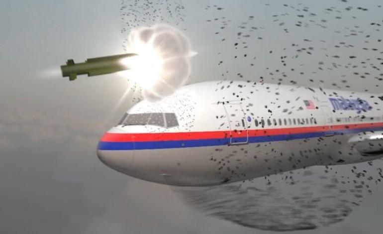 """""""МН17"""" онгоцны ослын хариуцлагыг ОХУ хүлээх хэрэгтэй"""