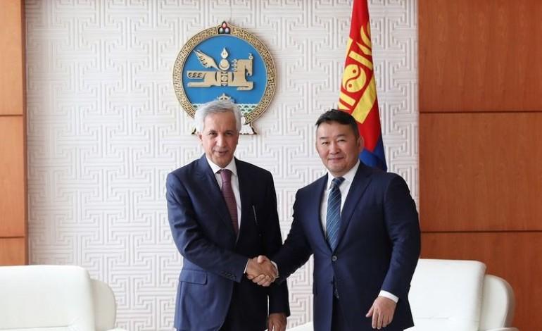 Монгол Улсын хөгжлийг Катарын Доха хоттой зүйрлэлээ