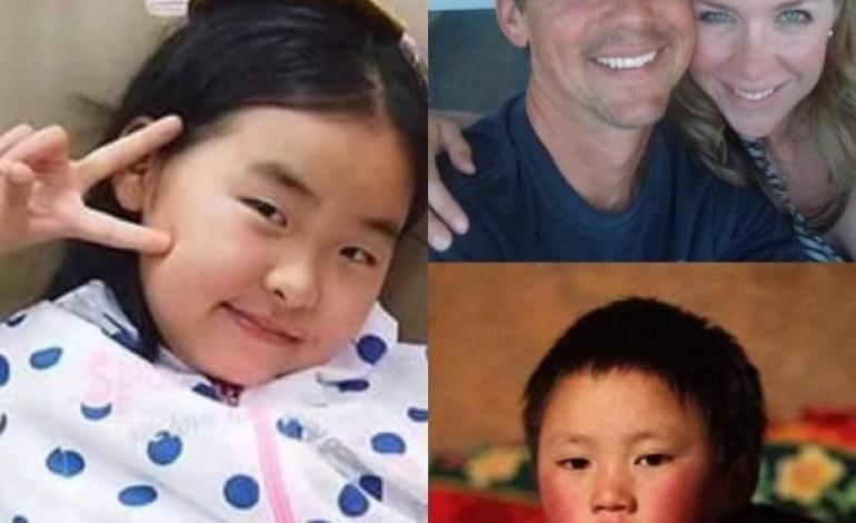 Гурван настай монгол охиныг өргөж авсан гадаад хосын сэтгэгдэл