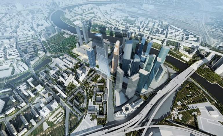 Тэнгэр баганадсан цамхаг 2024 онд баригдаж дуусна
