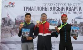Триатлоны Улсын аваргууд тодорлоо