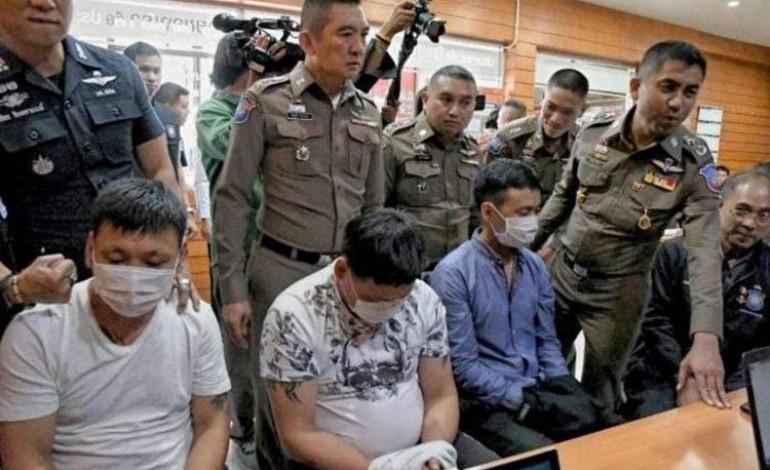 Хулгай хийсэн Монголын гурван иргэн Тайландад баривчлагджээ