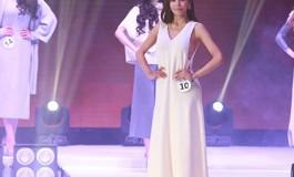 """""""Miss universe mongolia"""" тэмцээний эцсийн шалгаруулалт өчигдөр /2018.10.17/ болж, титмийн эзнээр загвар өмсөгч Д.Долгион тодорлоо."""