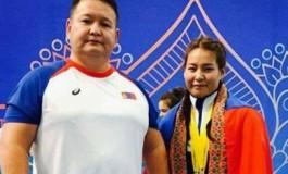 Монголын хүндийн өргөлтийн спортын баярын өдөр