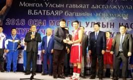 Боксын УАШТ: Э.Цэндбаатар Улсын аварга болж чадсангүй