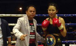 Б.Халиун муайтайн боксын Азийн аваргын бүсийн эзэн болов