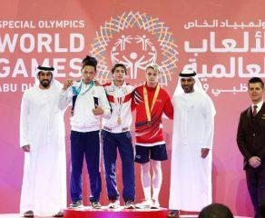 Тусгай олимпийн наадмаас монголчууд ес дэх медалиа хүртлээ